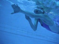 תרגילים ללימוד שחייה