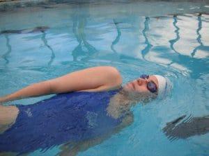 לימוד שחייה