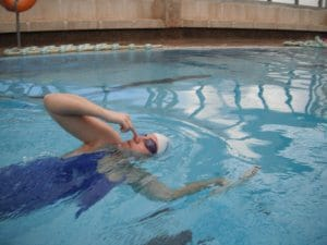 קורס שחיה
