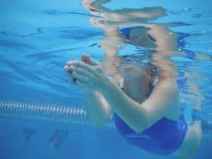 לימוד שחיה