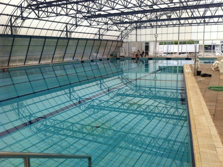 בריכת שחייה בתל אביב