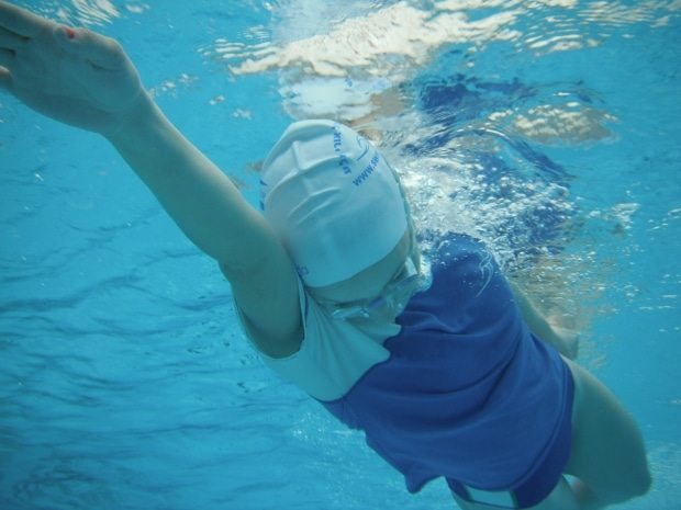 שחייה בהריון
